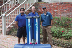 Biosweep Southeast - staff- Phocatox Technologies - machines