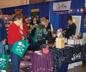 Scentsy Vendor - Carolina Living Show