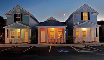 Myrtle Beach Vacation Cottages: Gulfstream cottage